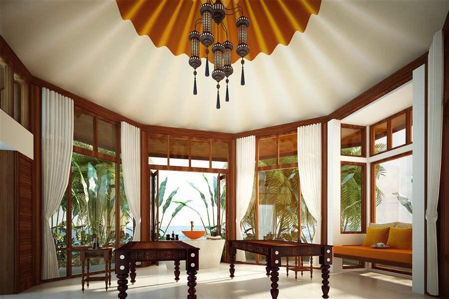 Anantara Veli Spa Treatment Room