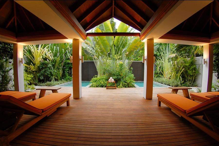Anantara Veli Spa Relaxation Area