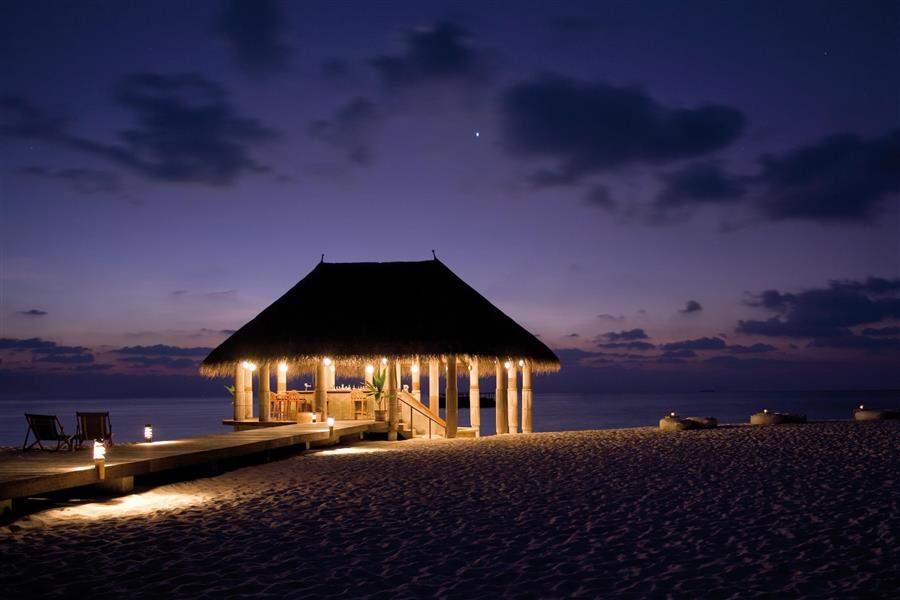 Coco Palm Dhuni Kolhu Lagoon Bar