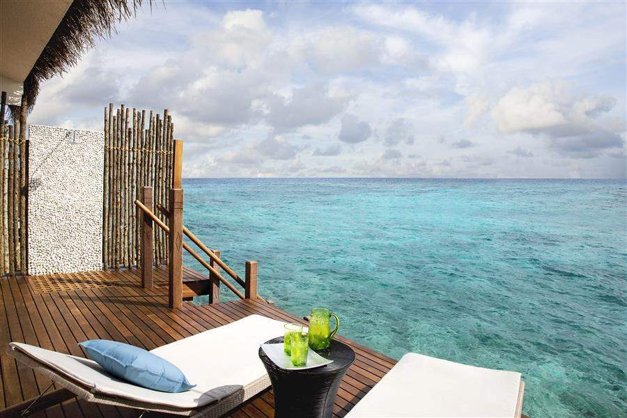 Vivanta By Taj Coral Reef Maldives Indulgence Water Villa