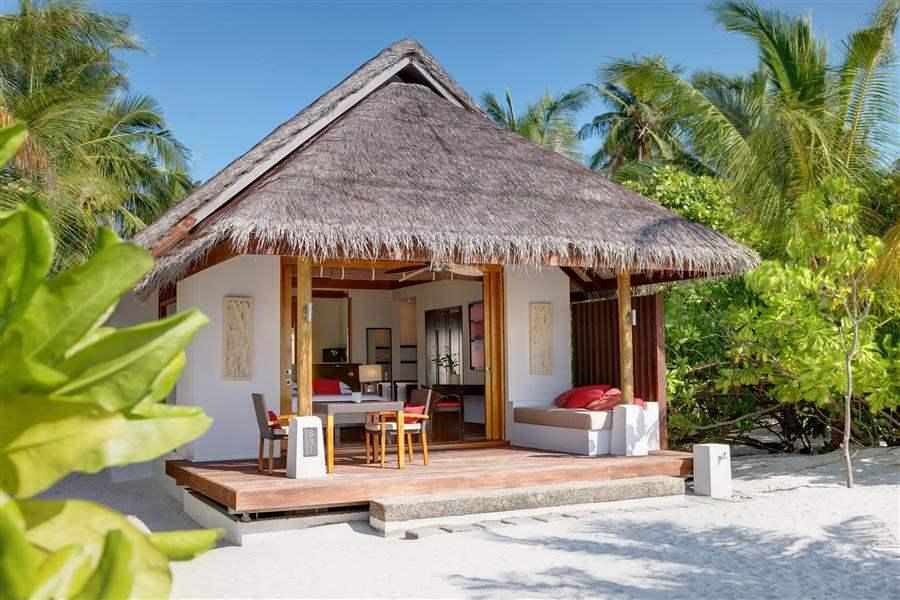L U X South Ari Atoll Maldives Beach Pool Villa