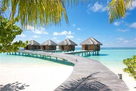 L U X South Ari Atoll Maldives Sap Villa Exterior