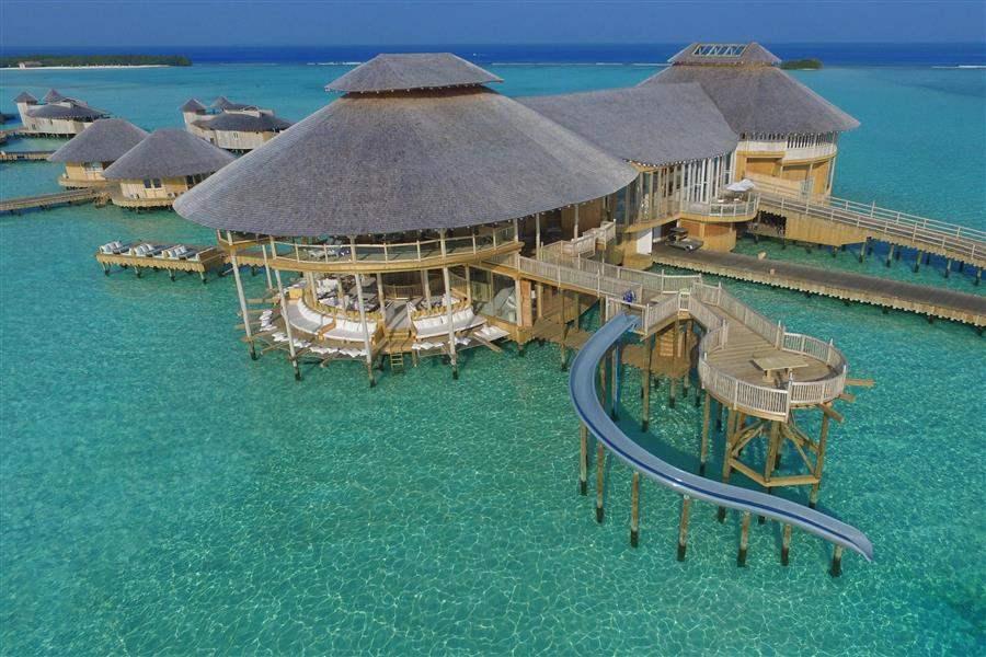 Soneva Jani Maldives Water Slide Villas Best At Travel
