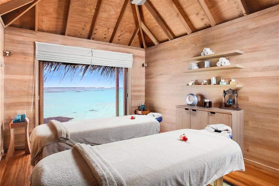 Conrad Maldives Rangali Isl and Spa Couples Room