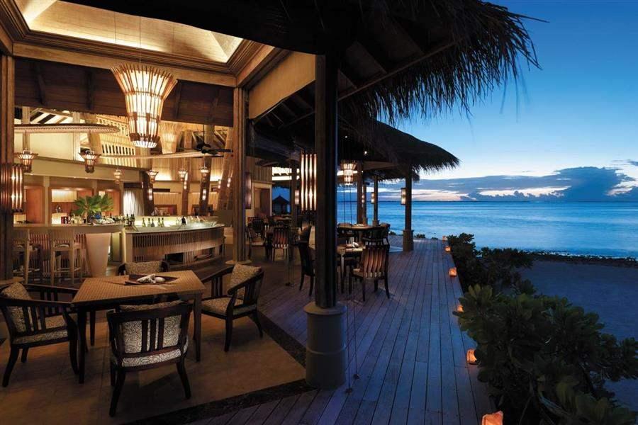 Shangri La Villingili Resort  and Spa Fashala Lounge