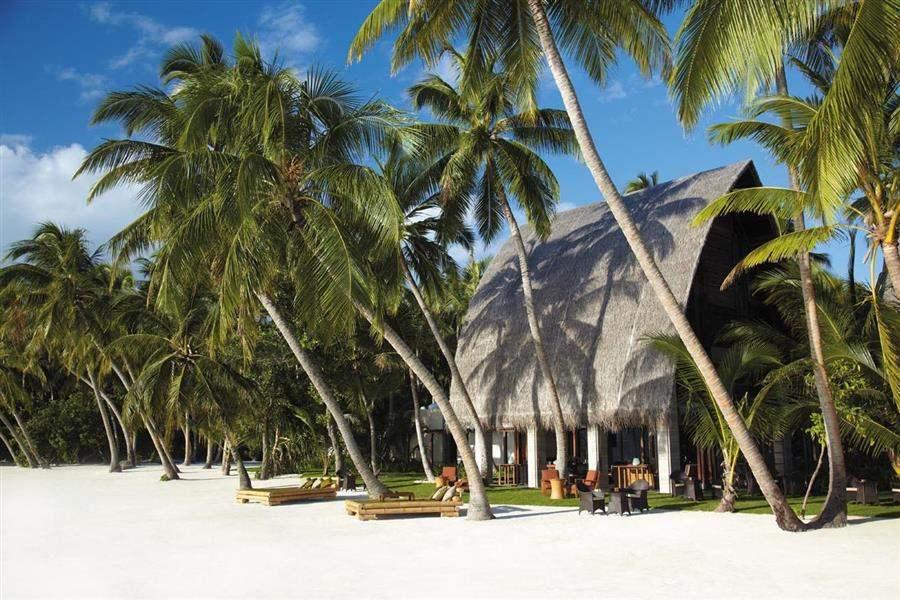Shangri La Villingili Resort  and Spa Manzaru Bar