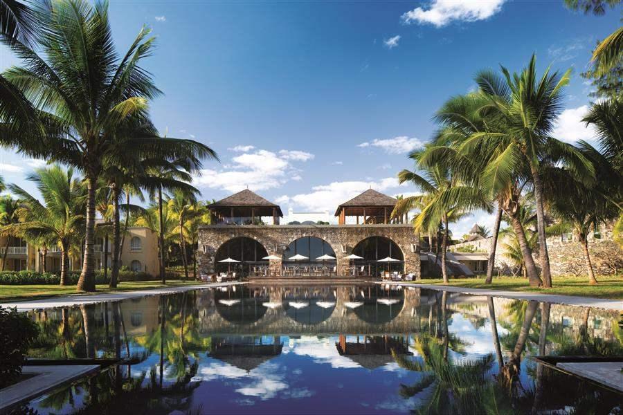Outrigger Mauritius Beach Resort Resort Pool