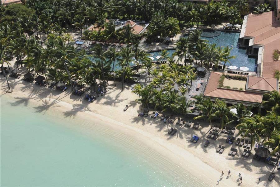 Le Mauricia Resort Aerial