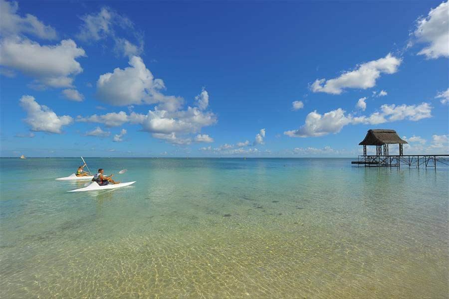 Trou Aux Biches Hotel Sea Kayaking