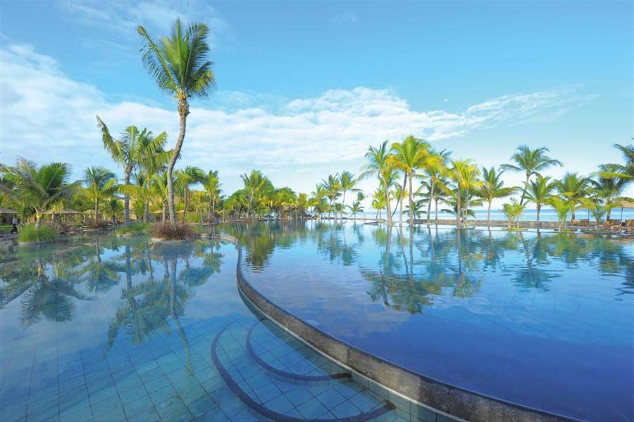 Trou Aux Biches Hotel Swimming Pool