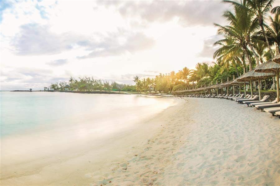 Constance Belle Mare Plage Resort Resort Beach