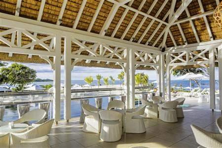 Radisson B L U Azuri Resort and Spa Cyan Bar