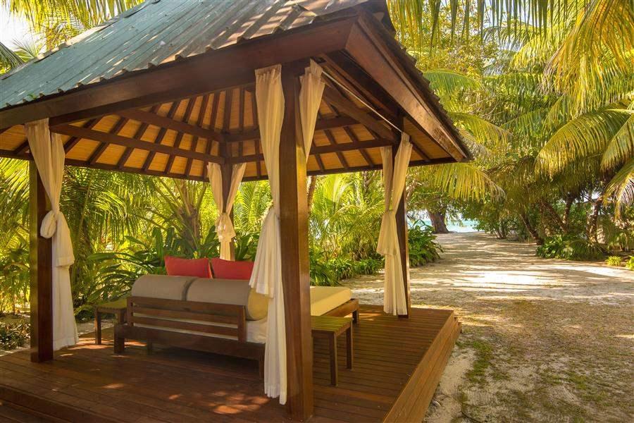Beach Villa Patio