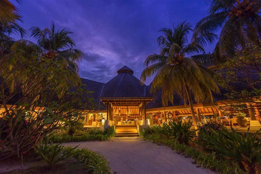 Denis Island Sunset