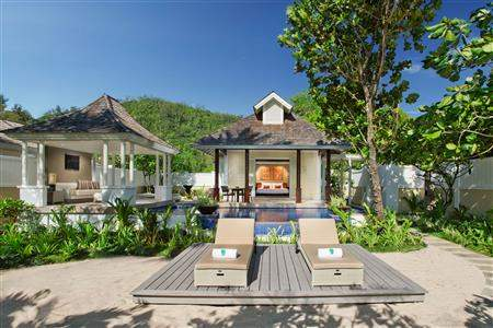 Banyan Tree Seychelles, Mahe Beachfront Spa Villa