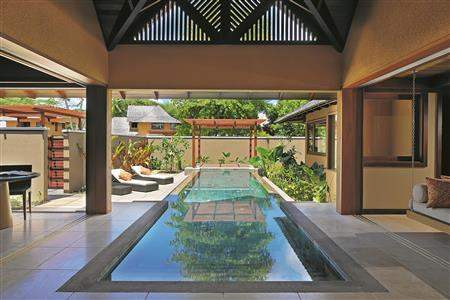 Constance Ephelia Resort, Mahe Spa Villa Pool