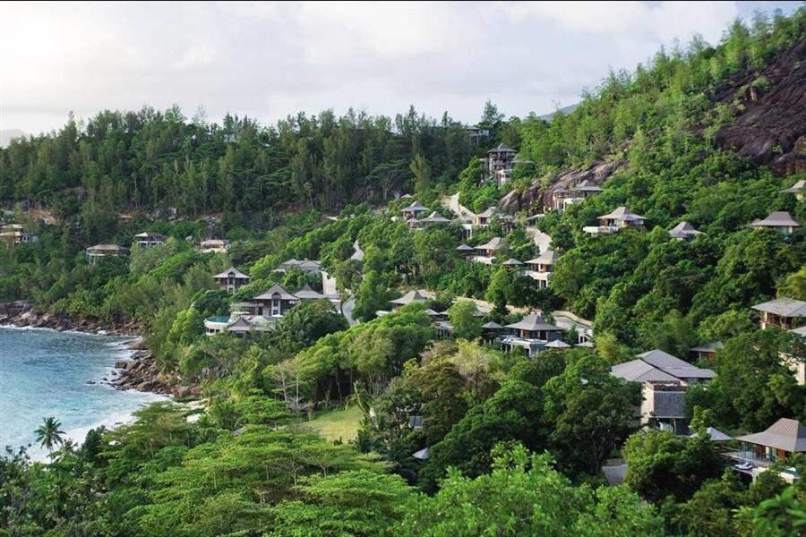 Four Seasons Resort Seychelles Hillside Exterior