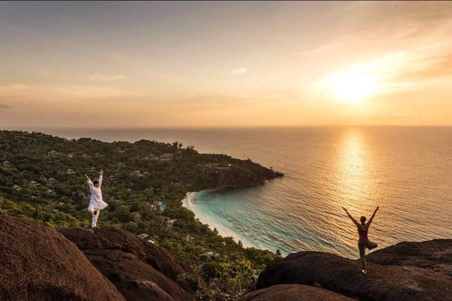 Four Seasons Resort Seychelles Hilltop Yoga