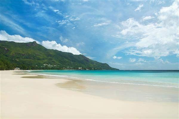 H Resort Beau Vallon Beach Resort Beach