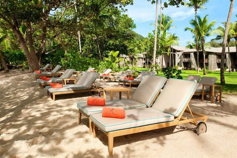 Kempinski Seychelles Resort, Mahe Beach Loungers
