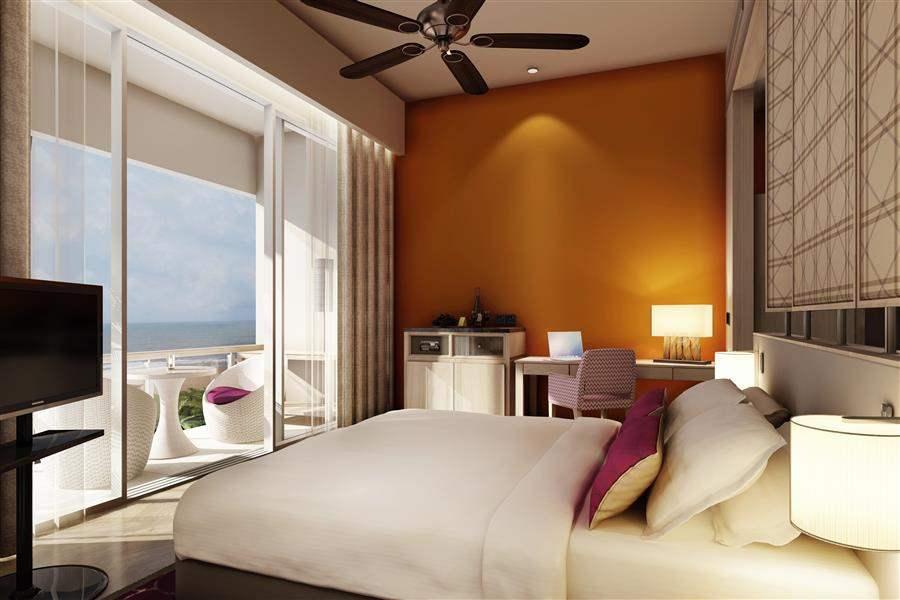 Heritance Negombo Hotel Room