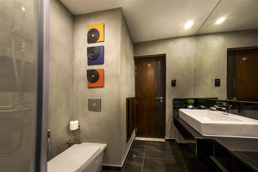 Club Hotel Dolphin Waikkal Superior Bathroom