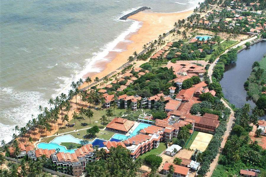 Club Hotel Dolphin Waikkal Resort Aerial