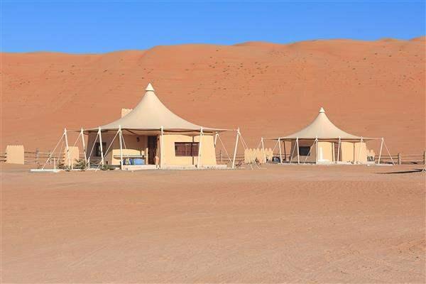 desert dwellings