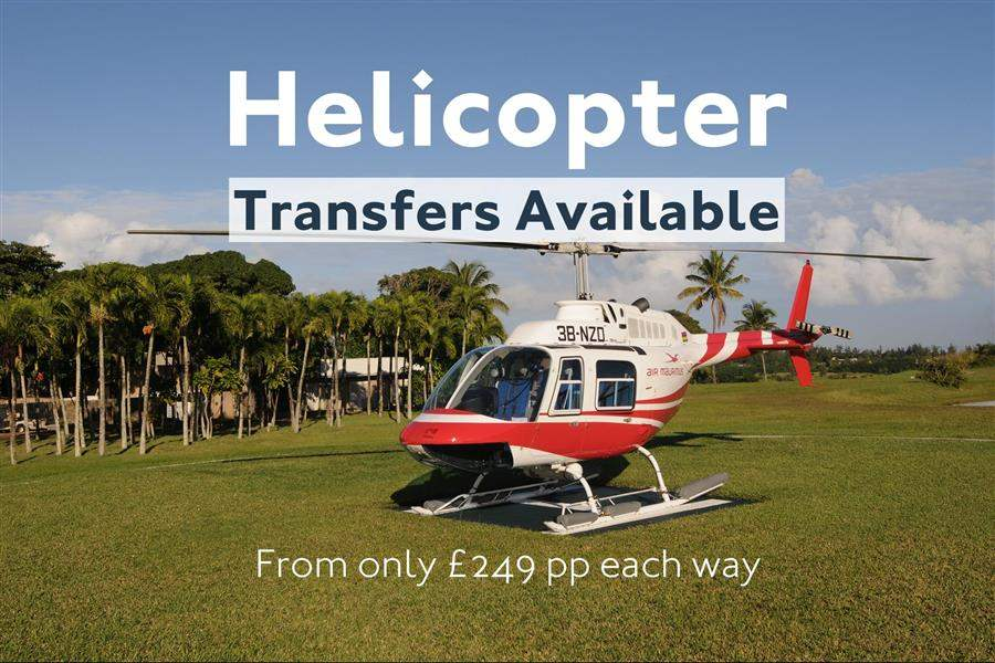 Mauritius Helicopter Transfers