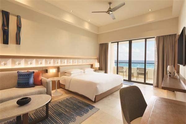 Hyatt Ziva Cancun Mexico Best At Travel