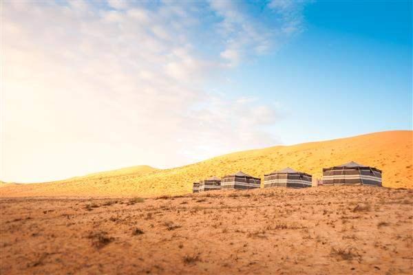 Wahiba Sands Desert Camp