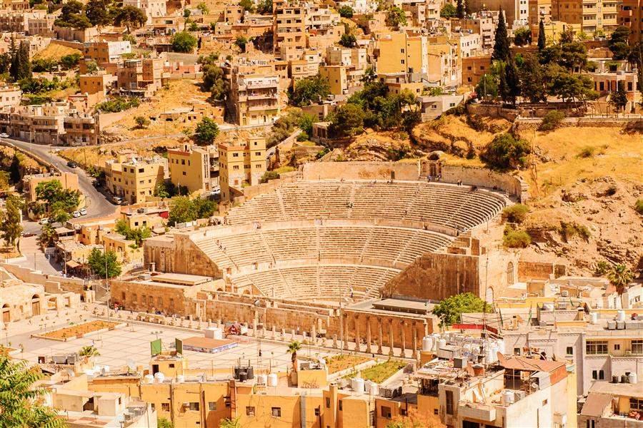 Jordan Amman Roman Theatre 1