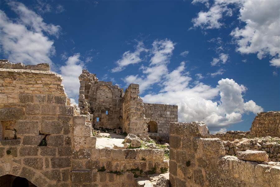 Jordan Aljoun Castle 2