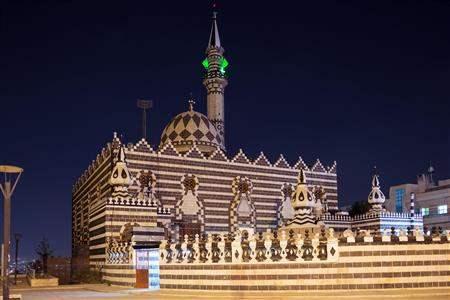 Jordan Amman Mosc 2