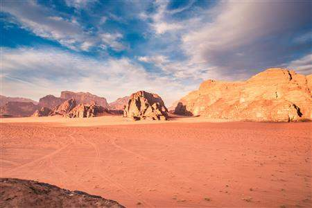 Jordan Wadi Rum 3