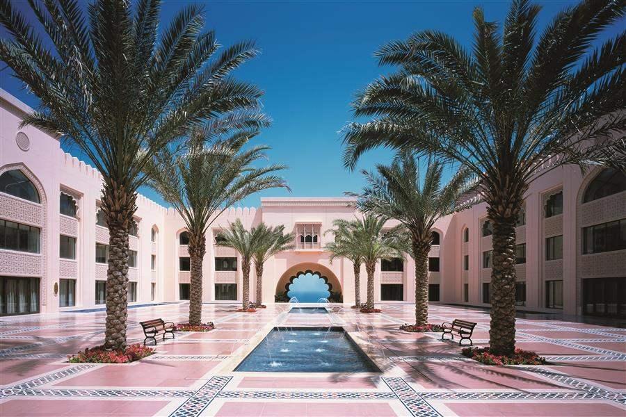 Shangri Las Barr Al Jissah Resort and Spa Al Husn Courtyard