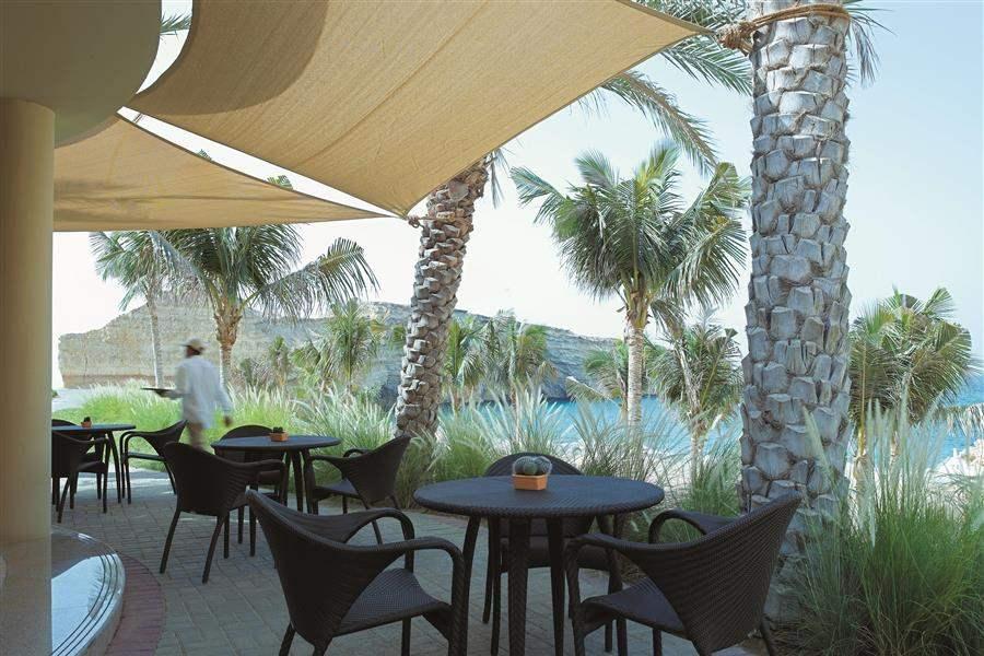 Shangri Las Barr Al Jissah Resort and Spa Al Husn Outdoor Dining