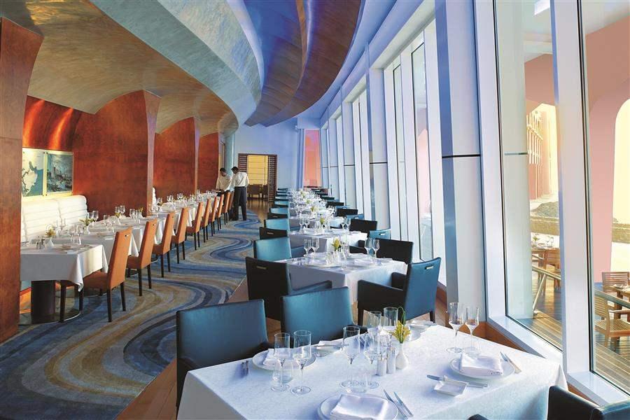 Shangri Las Barr Al Jissah Resort and Spa Al Husn Hotel Restaurant