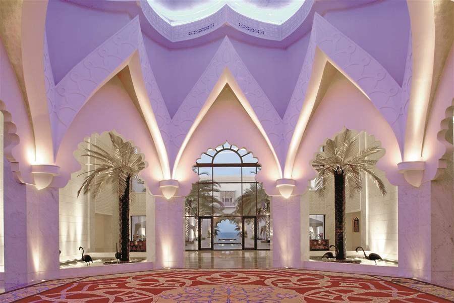 Shangri Las Barr Al Jissah Resort and Spa Al Husn Lobby
