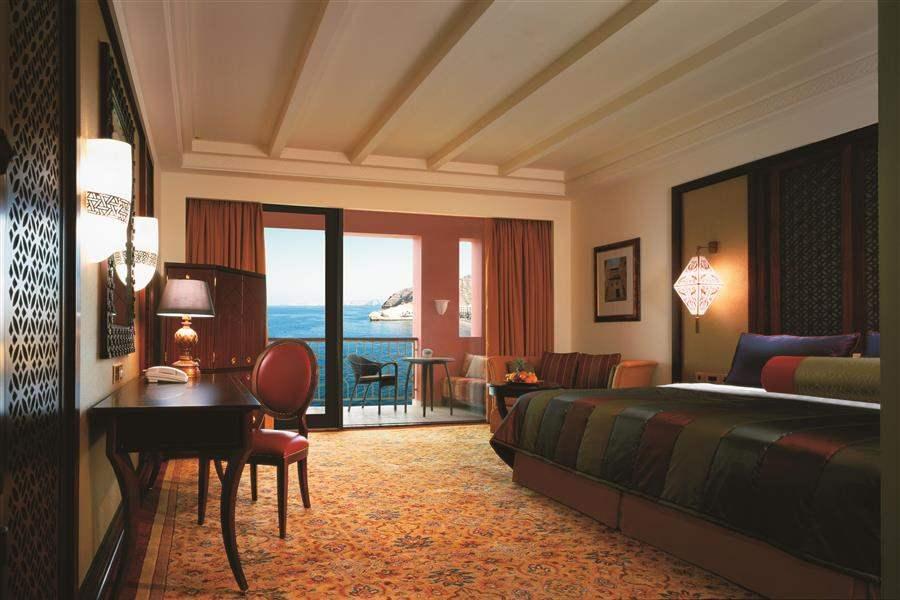 Shangri Las Barr Al Jissah Resort and Spa Al Husn Roomwith View