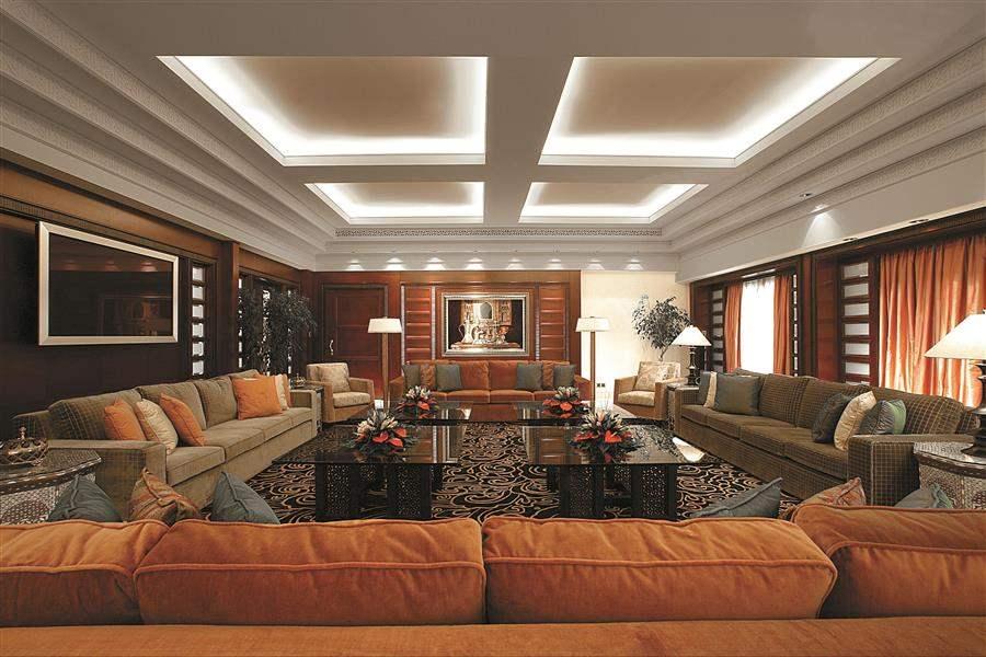 Shangri Las Barr Al Jissah Resort and Spa Al Husn Living Room