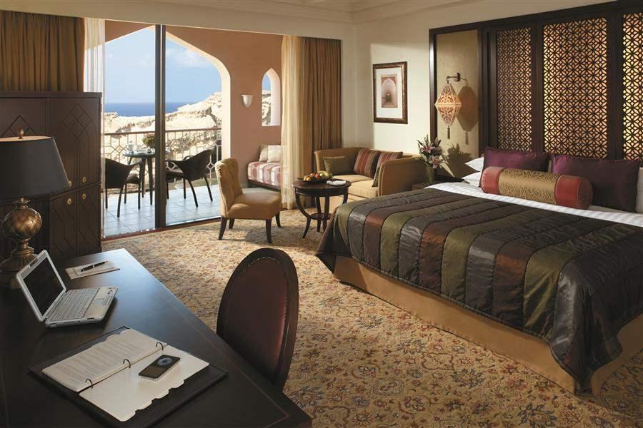 Shangri Las Barr Al Jissah Resort and Spa Al Husn Super King