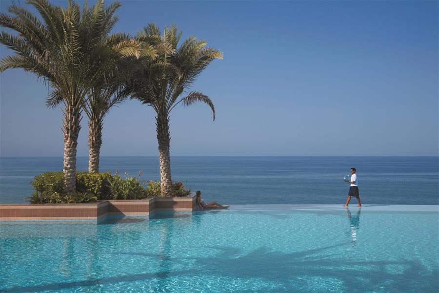 Shangri Las Barr Al Jissah Resort and Spa Al Husn Pool Service