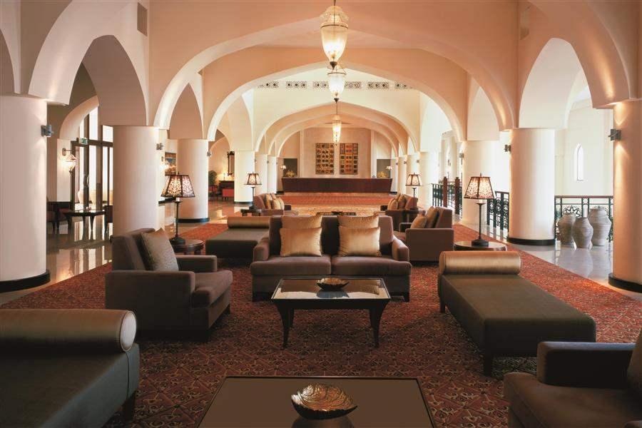 Shangri Las Barr Al Jissah Resort and Spa Al Waha Lobby Reception