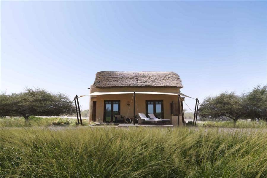 Anantara Sir Bani Yas Island Al Sahel Villa Resort Exterior