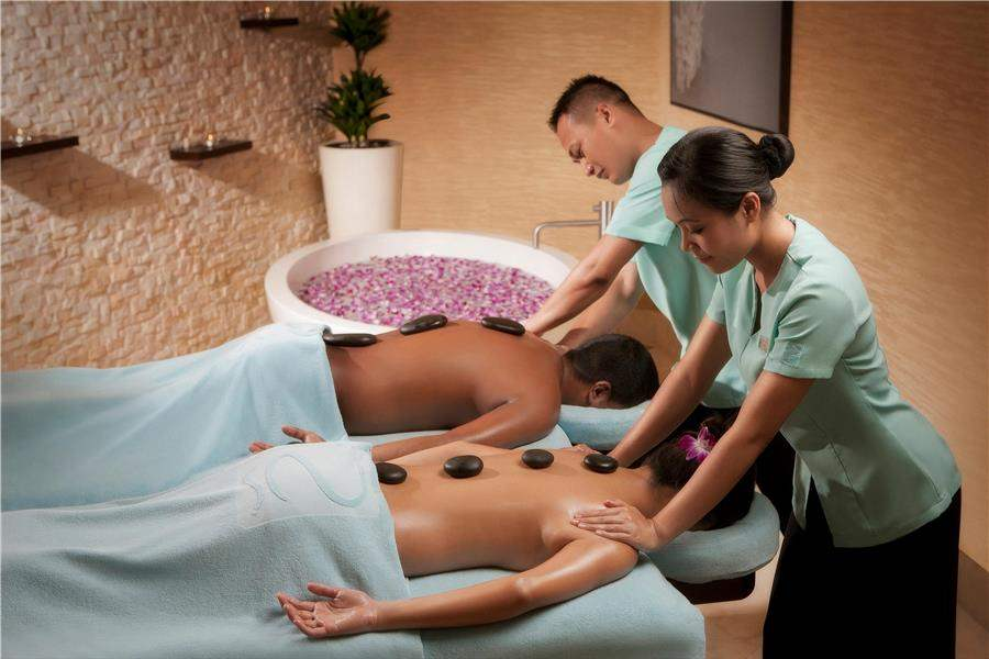 Beach Rotana Abu Dhabi Couples Massage