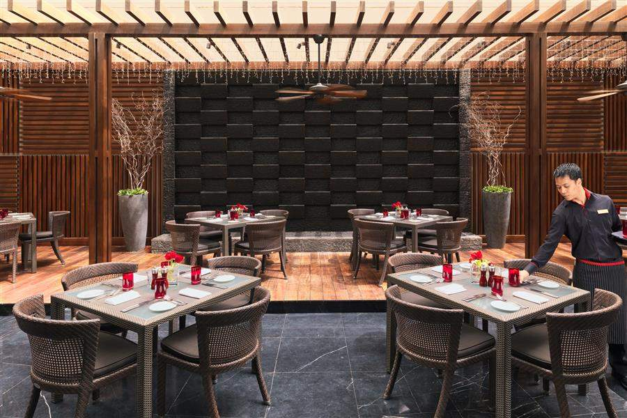 Fairmont Bab Al Bahr Dining
