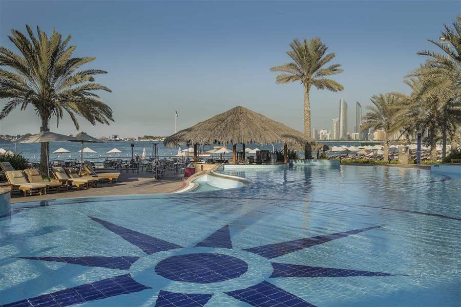 Hilton Abu Dhabi United Arab Emirates Best At Travel