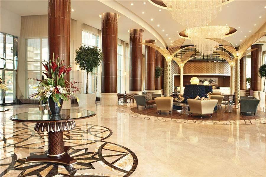 Khalidiya Palace Rayhaan Lobby