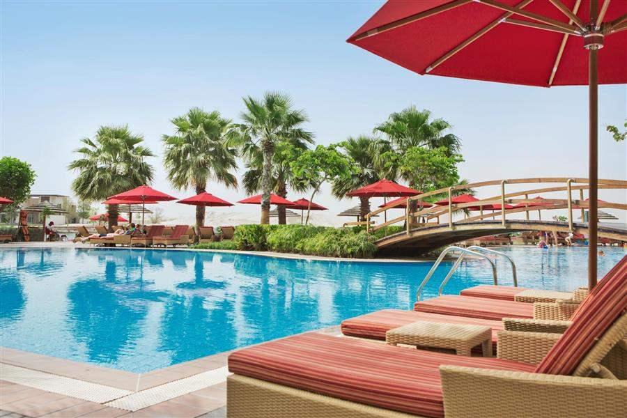 Khalidiya Palace Rayhaan Pool Loungers